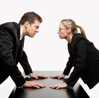 Comunicación o Confrontación